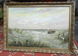 Caroline-McMillan-Davey-Original-Oil-Painting-Seascape-Signed