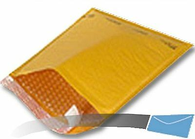 50 4X8 Kraft Bubble Mailer Envelope Shipping Wrap Paper Mailing Uneekmailers