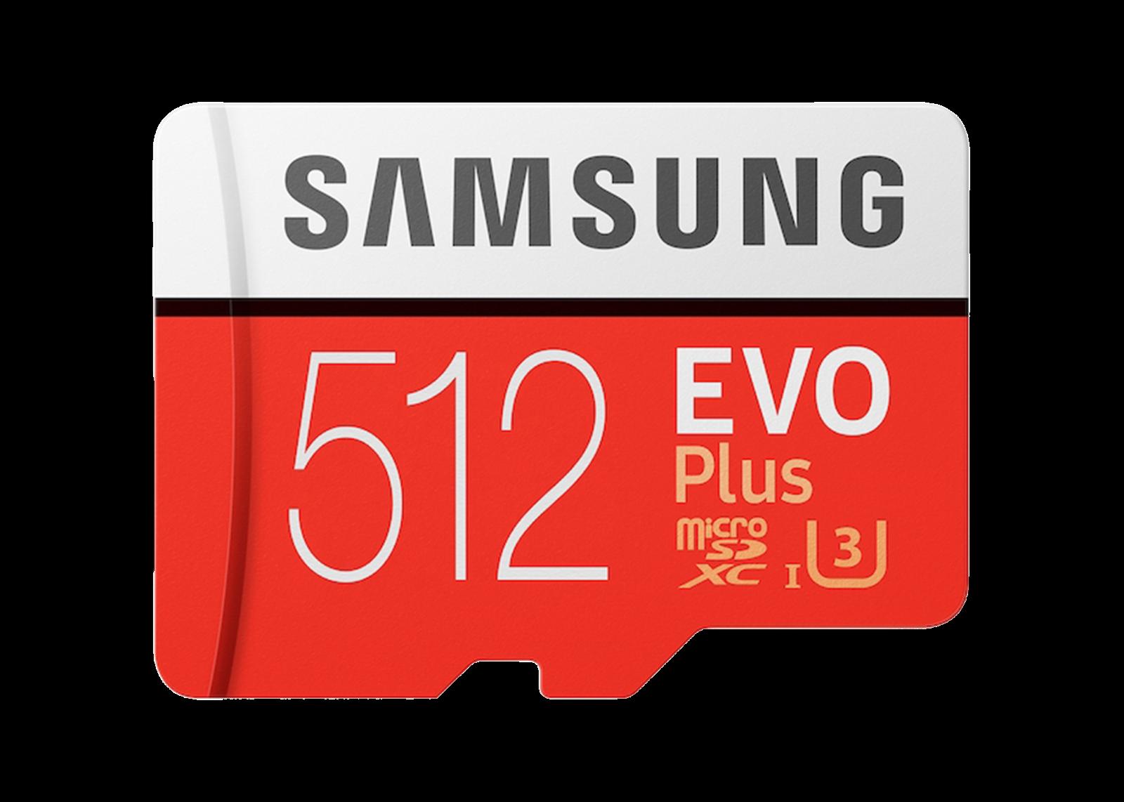 Samsung Micro SD Card Evo Plus 64GB 128GB 256GB 512GB Smartphone & Tablet lot