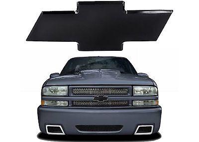 All Sales 96041K 1998 2005 S10Blazer Black Billet Bowtie New Free Shipping USA