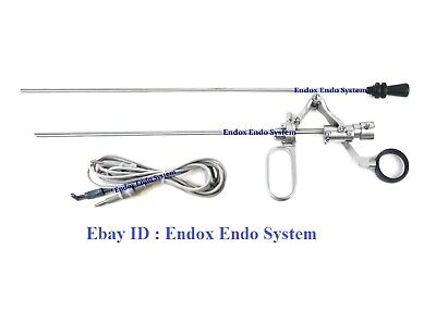 Cystoscopy Bipolar Turp Passive Working Element Obturator Cable Storz Type 2pc