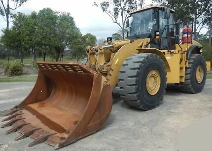 loader in Bathurst-Orange Region, NSW | Construction