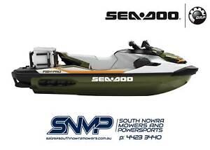Seadoo PWC Fish Pro DEMO MY19  Package Inc Trailer !!