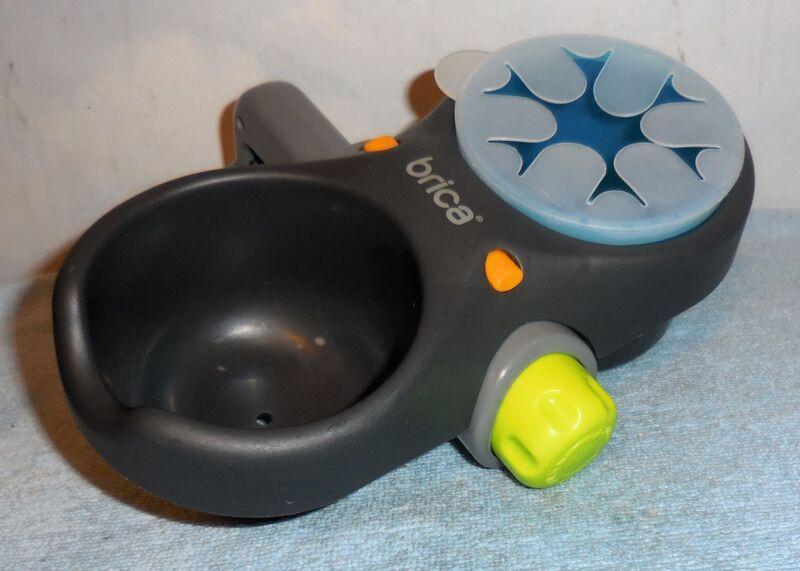 Brica - Cup Holder/ Snack Cup Attachment (EUC)