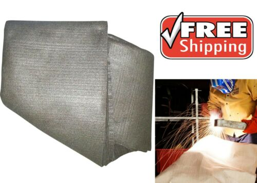 """K Tool 70450 50"""" x 80"""" Carbon Fiber Safety Welding Blanket New Free Shipping USA"""
