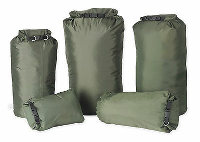 Snugpak Dri-Sak Waterproof Storage Dry Stuff Sacks/Bags *Various Sizes/Colors*  ()