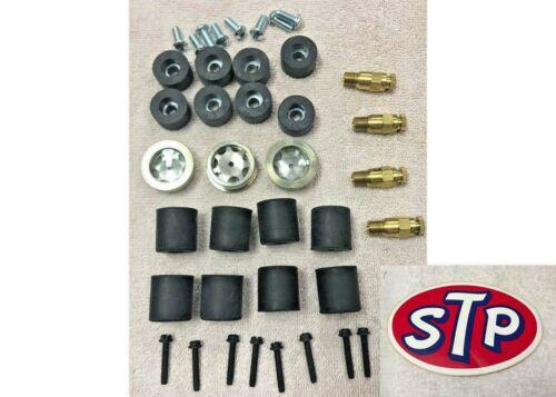 JB Industries, Vacuum Pump Part Lot, Platinum, Eliminator, Proudly Made, USA,STP