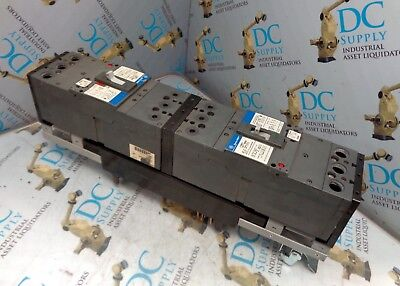 GE GENERAL ELECTRIC SFHA36AT0250 3 POLE SPECTRA RMS CIRCUIT BREAKER W AMC6FJ MOD