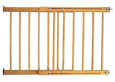 Używany, Bramka ochronna dla dzieci zabezpieczająca schody, regulowana szerokość na sprzedaż  Olawa