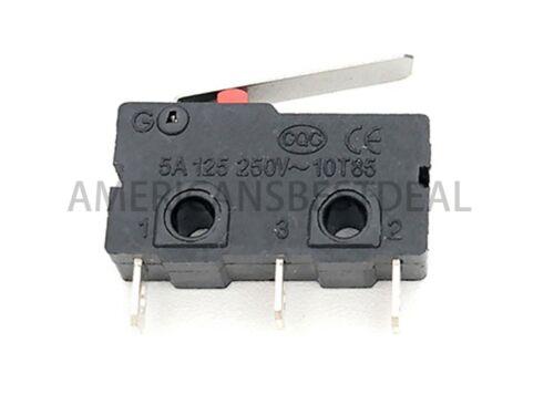 5PCS Micro Switch KW11-3Z-2 3PIN 5A 125 250VAC Contact switch
