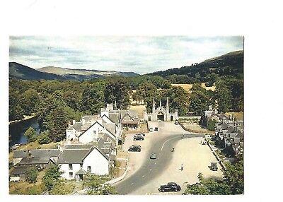 Postcard Kenmore Village Perthshire Scotland    (E3)