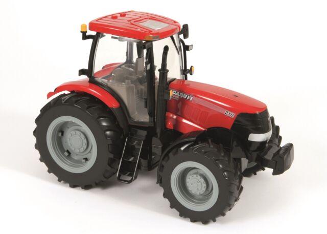 Traktor CASE IH 210 Puma, Spielzeugtraktor, Britains Traktor 1:16 Soundmodul rot