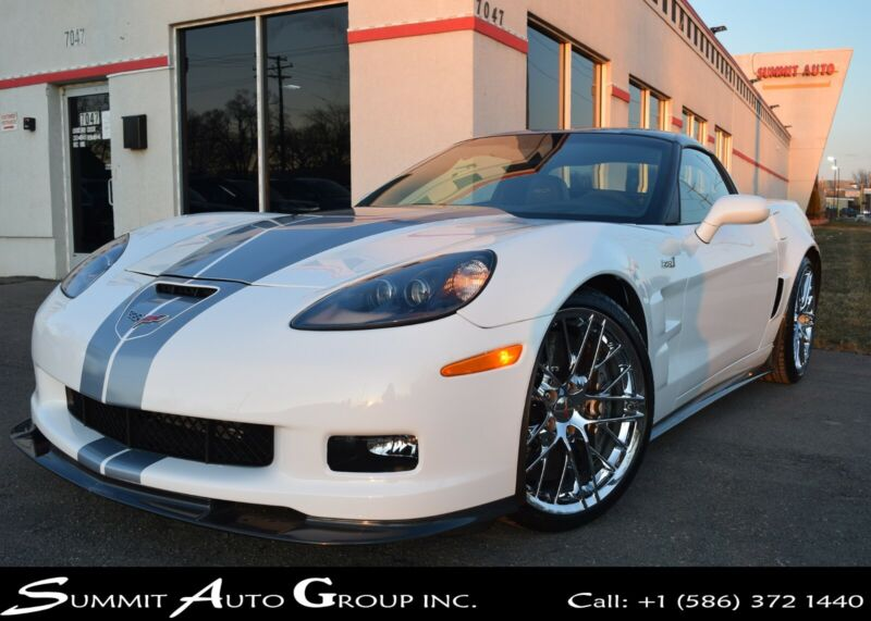 Image 1 Voiture American used Chevrolet Corvette 2013