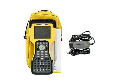Spectra Precision Ranger Data Collector W Survey Pro Software Trimble Tsc2