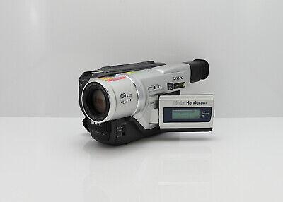 SONY DCR-TRV120E CAMCORDER DIGITAL 8 / HI8 / 8MM ANALOGUE VIDEO-8 VIDEO TAPE