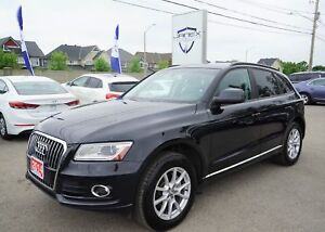 2014 Audi Q5 2.0 Komfort ACCIDENT FREE | ONE OWNER | TFSI QUA...