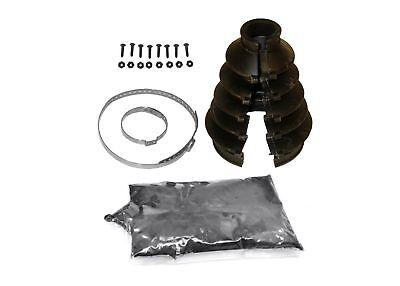 Front Outer Split CV Boot Kit for Buick, Chevrolet, Chrysler, Dodge, (Chevrolet Cv Boots)