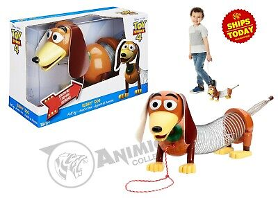 Disney Pixar ORIGINAL SLINKY DOG PULL TOY Toy Story 4 18 MTH  Kid Store NEW 2019 - Childrens Store