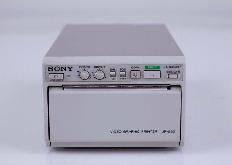 Sony Video Printer Model UP 860
