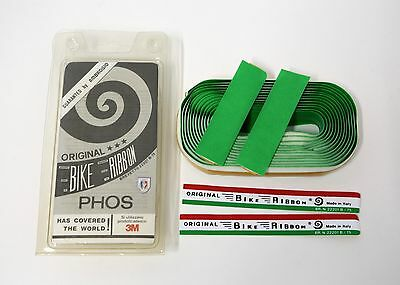 New-Old-Stock Ambrosio Padded Bar Tape ...Two Packages Yellow