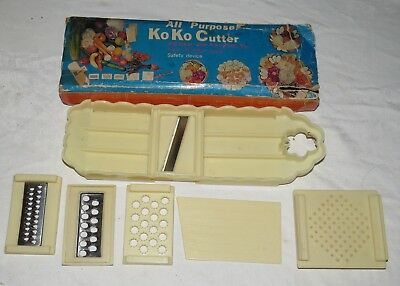 KoKo Cutter All Purpose Set Vintage