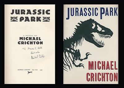 an analysis of the novel jurassic park by michael crichton Jurassic park has grown beyond crichton's novel, into a movie, into a theme park attraction, into a thousand types of paraphernalia in fact, it has become so popular that we forget the original work this concept came from.
