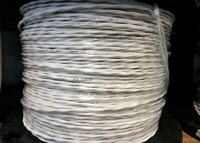 M27500-20ml2t23. 20 Awg 2 Conductor Wire Cable. Mil Spec. Usa 5ft - 100ft