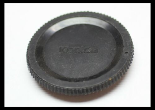 204148 KONICA A/R BODY CAP COVER USED