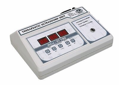 Prof. Ultrasound Ultrasonic Therapy Machine Physical Pain Relief Delta 07 Fnd Yg
