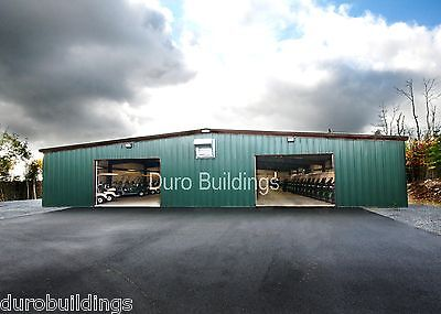 Durobeam Steel 95x100x18 Metal Building Shop Prefab Industrial Structures Direct