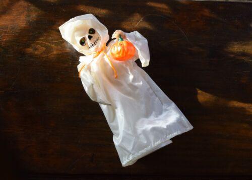 Vintage Halloween Funny Toys Motionette Skeleton Telco