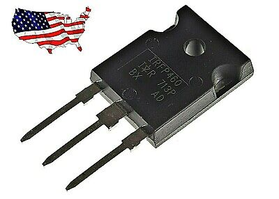 Irfp460 2 Pcs 20a 500v N-channel Power Mosfet Transistor - From Usa