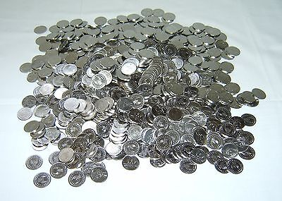 GIANT PILE OF 1000  SLOT MACHINE TOKENS FOR JAPANESE PACHISLO SLOT MACHINES for sale  Wilkes-Barre
