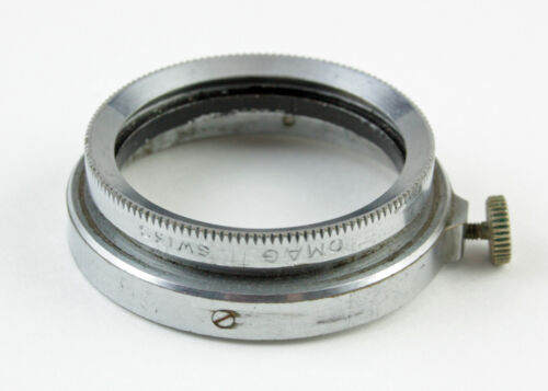 U198668 OMAG 36mm to Series V Clamp-on Step-Down Adapter w/Retaining Ring