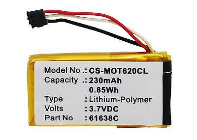 3.7V battery for Motorola DECT 6.0 IT6 IT6-2 Li-Polymer NEW