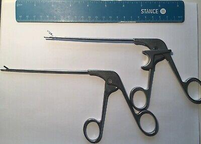Acufex 011012 2.7mm Arthroscopy Grasper 012036 Straight Arthroscopy Scissors
