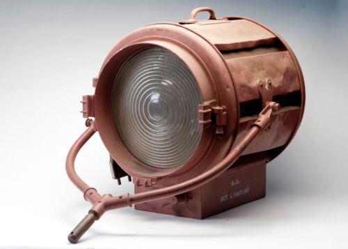 Mole Richardson Type 415 Senior Solarspot 5K Light Fixture N1159