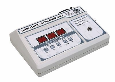 Ultrasound Physical Therapy Equipment Personal Use Pain Relief 1 Mhz Frequency