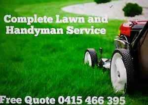 Lawn Mowing Service Silkstone Ipswich City Preview