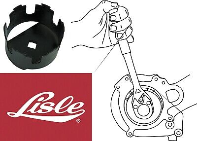 Lisle 14440 Water Pump Socket/Wrench Tool For GM Northstar Engines New Free Ship Lisle Socket Wrench