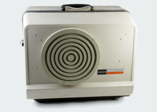 U201873 Singer Graflex Insta-Load 16 16mm Sound Movie Projector Model 1160A
