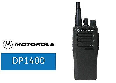 Motorola DP1400 Digital VHF Portable Two Way Radio
