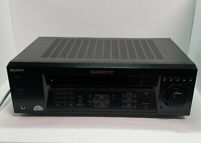 Sony STR-DE-185 2-Channel 100 Watt Stereo Receiver Tested