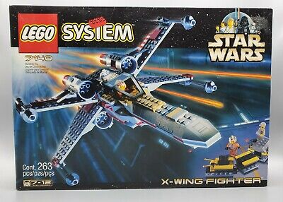 Lego Star Wars X-Wing Fighter Set 7140 - Brand New - Great Condition