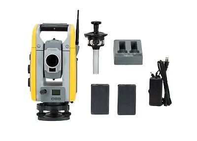 Trimble S6 3 Dr Robotic Total Station Kit W Case Accessories