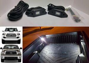 Genuine OEM Toyota Bed LED Lighting Kit For Tacoma & Tundra New Free Shipping