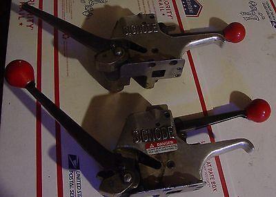 SIGNODE AL-38 Double Notch Combination Steel STRAPPING Tool  Double Notch Steel Strap