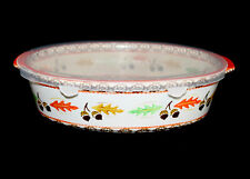 Temp Tations Old World Vivid Harvest 2 5 Qt Casserole Dish