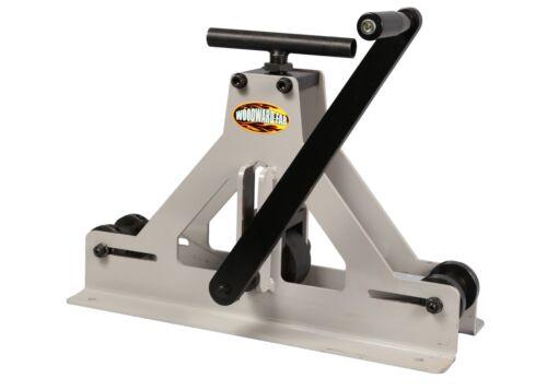 Woodward-Fab flat bar square tube bender bending rolling machine WFTR4