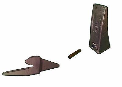 Mini Excavator Bucket Teeth One Bottom Leg Weld-on Shank Pin Tooth - X156l